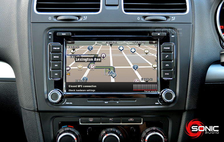 rns510 mfd2 style volkswagen vw touran golf sat nav gps. Black Bedroom Furniture Sets. Home Design Ideas
