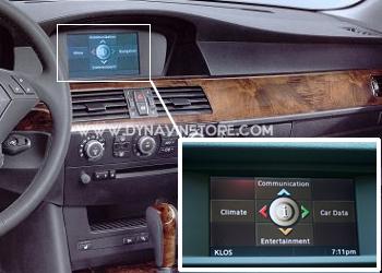 Dynavin Dvn E60 Sat Nav Bluetooth Ipod Gps Usb Ccc Idrive