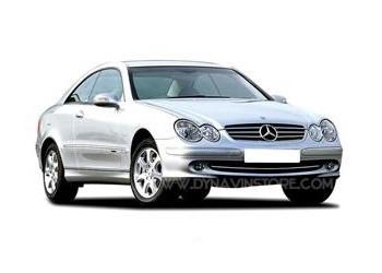Mercedes - Benz CLK (2002-2004)